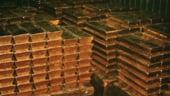 China poate cumpara de doua ori tot aurul din bancile nationale ale lumii