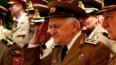 Recalcularea pensiilor scoate militarii in strada
