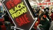 Black Friday: Circa 4,7 milioane de romani asteapta sa cumpere electrocasnice, televizoare si telefoane