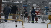 Importul de gaze al Romaniei prin statia Isaccea a scazut joi cu un milion mc, la 7,8 mil. mc