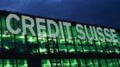 Credit Suisse Bank disponibilizeaza 650 de angajati