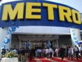 Vanzarile Metro Group in Romania au scazut cu 3,5% in 2010