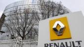 Vanzarile Renault au scazut cu 11,8% in T1