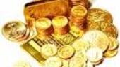 Aurul se scumpeste pe fondul incertitudinii din piata financiara