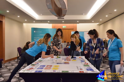 Record de participanti la Finance Boot Camp! 13 companii vin sa intalneasca tineri cu profil economic sau experienta in domeniul financiar