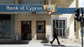 CRIZA DIN CIPRU. Guvernul impoziteaza cu 20% depozitele mari de la Bank of Cyprus