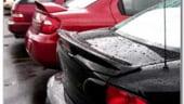 Criza pe piata auto din Romania: de trei ori mai putine inmatriculari de masini noi, fata de 2008