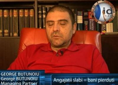 George Butunoiu, managing partner George Butunoiu