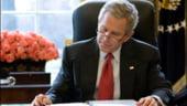 George W. Bush si-a exprimat sprijinul pentru Mitt Romney