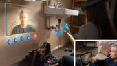 HoloLens, ochelarii inteligenti de la Microsoft, vor putea detecta nivelul de stres (Video)