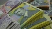 Incasarile la buget au scazut cu 8,68% in ianuarie 2009