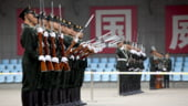 China, pe punctul de a recunoaste cati bani baga in armata