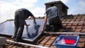 Casezi o rabla mai veche de 12 ani, primesti 4.500 de lei pentru panouri solare sau centrale termice eco - proiect de lege