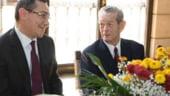 Gafa a premierului: Ponta se lauda ca a luat masa cu regele Mihai, regele e in Elvetia