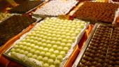 "Dulciuri de lux: 5 sortimente de ciocolata ""aurita"""