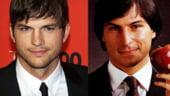 Aston Kutcher va juca rolul lui Steve Jobs