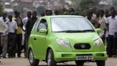 Uganda a creat prima sa masina electrica