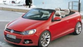 Noul VW Golf Cabrio vine in 2011