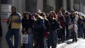 Nou record negativ. Somajul din Grecia atinge 27%