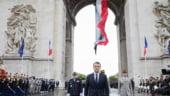 Macron spune ca anul 2018 va fi decisiv pentru UE si mizeaza pe Germania: Franta nu poate reusi fara o Europa mai puternica