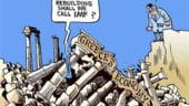 UE si FMI cer Greciei noi concedieri, in schimbul transei de 2,8 miliarde euro