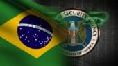 SUA, acuzate de spionajul economic al celei mai mari companii din Brazilia
