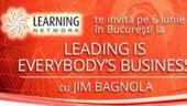 Leading is Everybody's Business: Cum faci trecerea de la management, la leadership