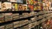 Veniturile industriei muzicale au scazut anul trecut cu 8%