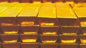 Aurul s-a ieftinit pana la un minim al ultimelor trei luni, de 867 dolari/uncie, in asteptarea Fed