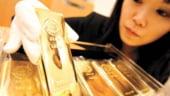 Aur: Banca centrala chineza cumpara cantitati record de aur