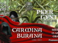 Spectacolul de balet Peer Gynt & Carmina Burana, transmis in cadrul Seri de Opera Online
