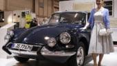Competitia automobilelor cu parfum de epoca