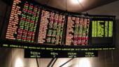 Bursa a scazut pe ansamblu cu 3,38%, pe fondul incordarii din pietele externe