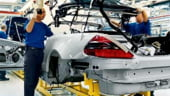 Daimler va reduce activitate la fabricile din Germania