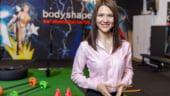 De la petrecerile de fitness din facultate la afaceri de peste 200.000 de euro: Interviu cu tanara care ii ajuta pe corporatistii din Bucuresti sa slabeasca