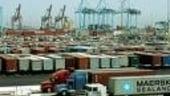 Deficitul comercial al Romaniei s-a redus in septembrie la 1,1 miliarde euro