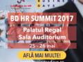 4 dintre cei mai influenti 50 de experti globali in HR vor fi prezenti la BD HR SUMMIT 2017, in 25 si 26 mai