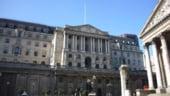 Banca Angliei mentine dobanda de referinta la 0,50%