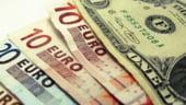 Curs valutar. Leul continua sa se devalorizeze fata de euro si dolar