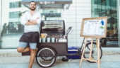 The Coffee Guy: Cafeaua pe roti, la usa biroului tau