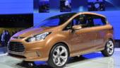 Ford aduce specialisti straini la Craiova pentru lansarea noului B-Max