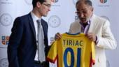 Tiriac se implica in fotbal - vezi unde a devenit sponsor