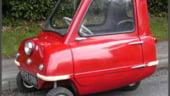 Peel 50, cea mai mica masina din lume