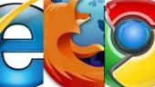 Razboiul browserelor: Safari pierde, Firefox si Chrome castiga