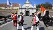 Latura de Vest a Cetatii Alba Carolina, pusa in valoare printr-un proiect european