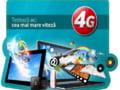 Vodafone Romania a lansat prima retea 4G din Romania
