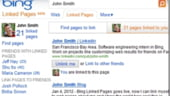 Microsoft adauga o noua functie in Bing - Linked Pages