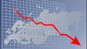 Economia Marii Britanii va scadea cu 4,3% in 2009, conform estimarilor unui institut de cercetare