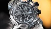 Big Bang Unico Sapphire, ceasul transparent de la Hublot. Pregateste-te de noi delicii vizuale! (Video)