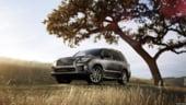Lexus a scos la lumina noul SUV LX 570 - Arata impunator!